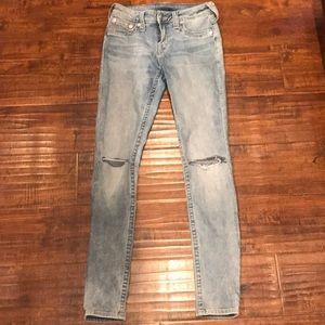True Religion Super Skinny Jean